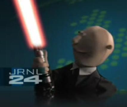 Espada Laser – Reporteros sin Fronteras